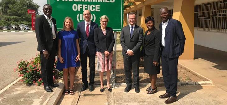 Projekt zu Elektroschrott: Erfolgreiche Kooperation der TUM mit der Universität in Ghana
