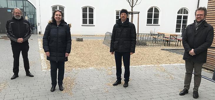 Israelische Generalkonsulin besucht Campus Straubing