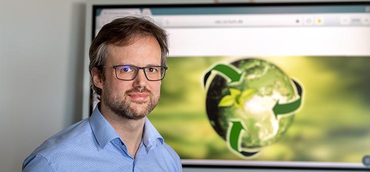 Mit Kreislaufwirtschaft zu mehr Klimaschutz